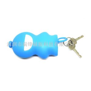 供应公仔钥匙包|多款时尚钥匙包|硅胶锁匙包生产厂家
