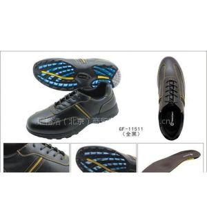 供应 正品 GREENFOOT真皮高尔夫球鞋(黑)特价590元