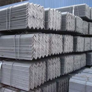 供应供应热镀锌角钢、镀锌角铁、等边角钢