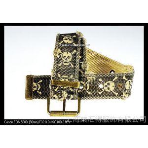 供应时尚腰带  真皮 皮革 织腰带 PVC腰带 手编腰带 编织腰带