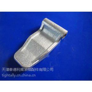 供应表面镀锌集装箱ISO标准门框连接铰链 不锈钢门销子 吊耳整套配件