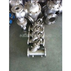 供应L41W-25P不锈钢节流阀 L41H-16P国标节流阀