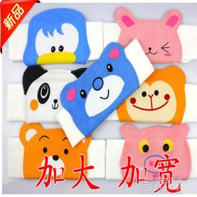 爆款 西松屋8款动物垫背巾 儿童造型纱布吸汗巾/2条装加大 Q/0.06