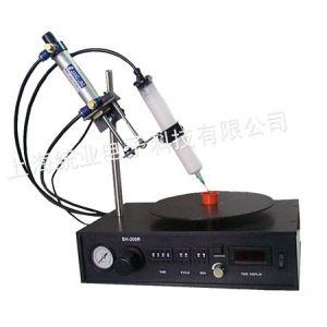 供应点胶机,上海点胶机设备,旋转型点胶机,SH-200R旋转型点胶设备(统业)