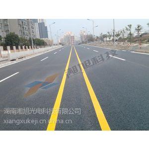 供应标线施工流程及工艺,长沙专业标线施工厂家--湘旭科技