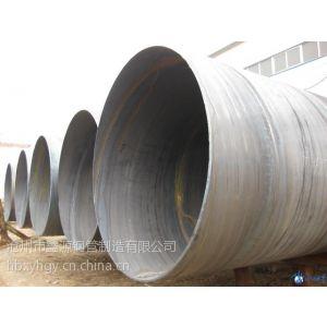 供应疏浚螺旋钢管 打桩螺旋管 大口径厚壁螺旋管
