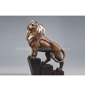 供应博之源-王者之狮,青铜工艺品,铜艺品,贺岁礼品,开业贺礼