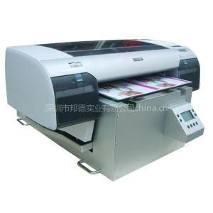 供应PVC透明塑料片彩绘机,万能喷绘机,鑫印王彩色上色机