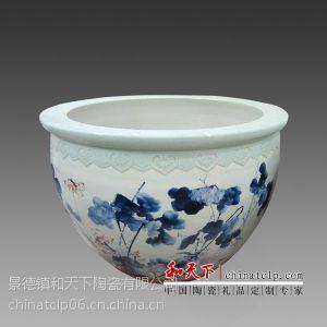 供应陶瓷大缸 景德镇陶瓷大缸厂家价格、种类、图片