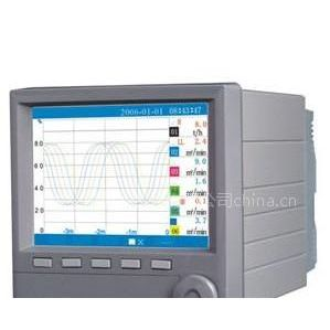 供应西安温度记录仪彩屏无纸记录仪