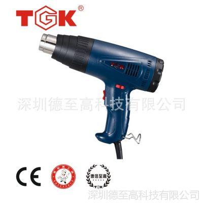 【TGK品牌】德至高TGK-8716E数显热风枪 1600W