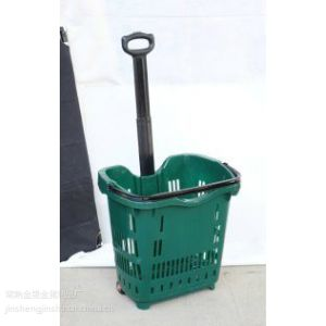 供应超市购物车购物篮货架