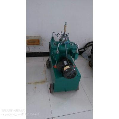 供应电动2D-SY试压泵压力容器