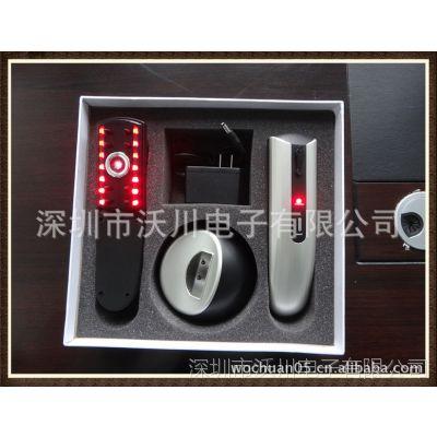 工厂直销激光生发梳/激光脉冲按摩梳/电子生发梳/振动按摩梳