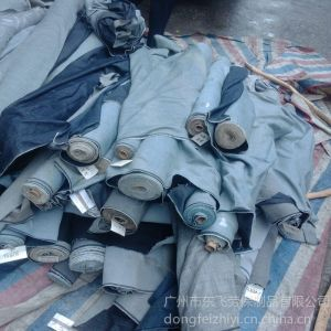 供应广州新塘牛仔小卷布牛仔批布牛仔围裙布牛仔围裙用布料2米以上批布