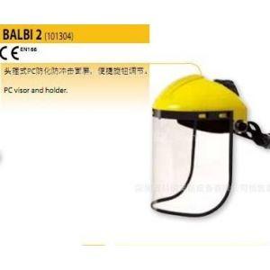 供应深圳 法国代尔塔 101304 头箍式 PC防化防冲击面屏 防护面屏