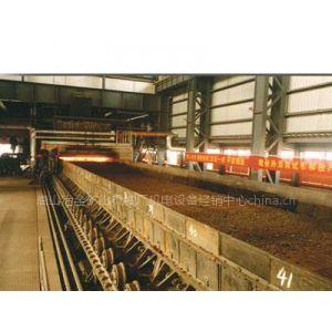 现可设计生产18—600m2各种规格的烧结机设计结构合理、制造工艺先进、设备性能优良、使用寿命长