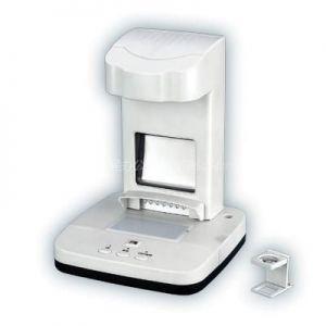 供应高品质出口4寸CRT显示器红外紫光水印磁检高级验钞机V80
