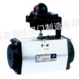 供应GT系列90°角回转阀门气动执行器