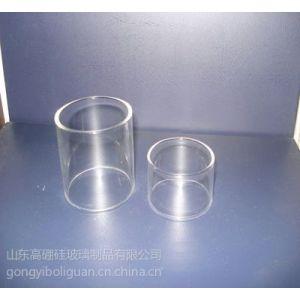 供应各种型号高硼硅玻璃材料玻璃棒玻璃管等