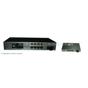 4路电口光纤收发器 / 迷你型小交换机200905