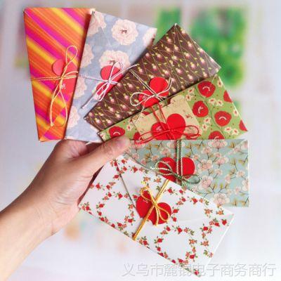 韩国文具DIY折叠爱心应贺卡纸质工艺品创意立体图案贺卡
