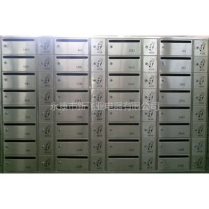 供应浙江台州不锈钢信报箱XFY-0408