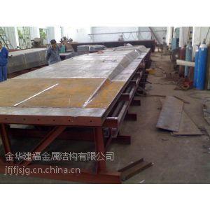 供应T型梁钢模板