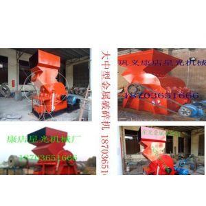 S乐平易拉罐破碎机专业生产线咨询