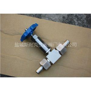 供应截止阀 J23W-320P/J21W-160P  螺纹焊接式针阀 DN6 现货 阜宁阀门