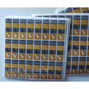 供应广州不干胶设计 透明不干胶设计印刷 彩印不干胶设计!