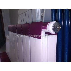供应TLF6060散热器铜铝复合暖气片