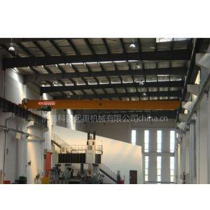 供应15t欧式单梁桥式起重机|功能|单梁桥式起重机行车图片