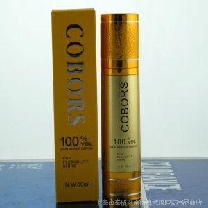 供应可贝雅丝角元素改善毛躁免洗发油护发精油发尾油毛鳞片修护液橄榄