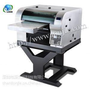 个性打印创业致富设备----深龙杰万能平板印刷机