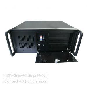 供应工控机箱 4U 服务器机箱 支持工业长卡 7槽14槽可选 可定制