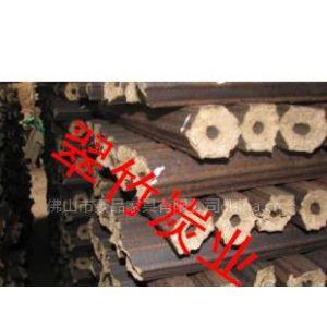 供应烧锅炉用燃料棒 炭棒 生物质燃料 江西翠竹炭业