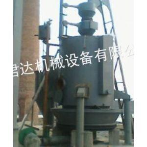 供应双段式煤气发生炉用机械加料系统