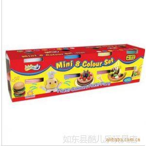 供应多多乐Doh-Dough彩泥 35克8色 50103 橡皮泥批发