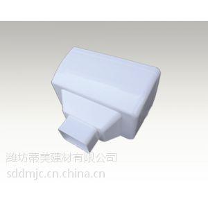 成品硬质塑料天沟蒂美生产
