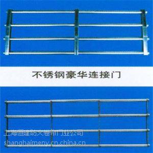 供应安装不锈钢连接门厂家
