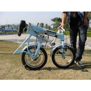 供应上下班伴侣折叠电动自行车