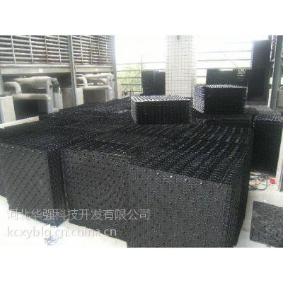 【S波/点波】阻燃悬挂填料/安徽填料/|方型水塔填充料 华强公司