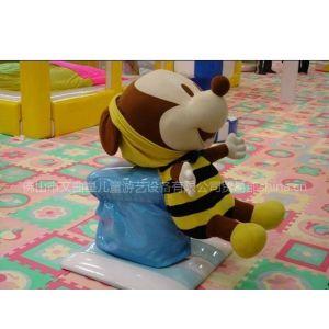 供应室内儿童游乐园设备笨笨小骑士