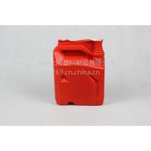 供应东莞厂家生产创意可视线油壶 双层吹塑机油壶