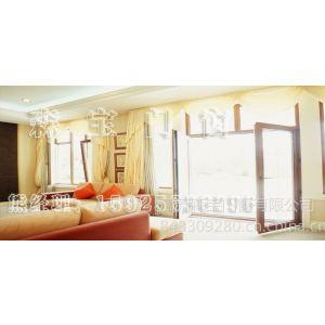 供应滨江实木门窗、铝木门窗、木铝门窗、阳光房销售热线:熊书洋——15925636296