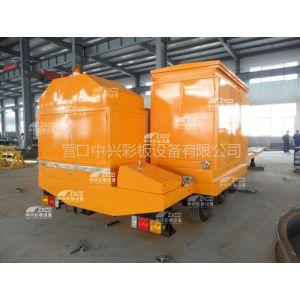 供应营口中兴彩板设备1250-800车载无梁拱板成型设备