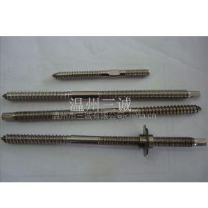供应不锈钢热水器螺栓太阳能用用螺栓定做非标长螺栓温州热水器用长螺栓