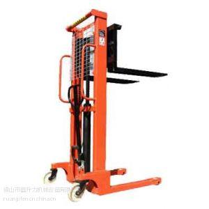 供应高密度手动堆高车/堆高车价格/批发堆高车