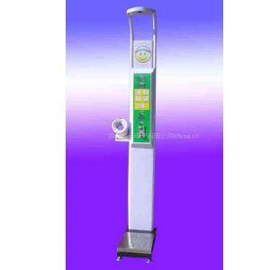 供应超声波身高体重血压体检机、电子人体测量仪、超声波测量仪电脑人体秤